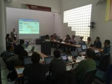 Photo of RAMCIP kick-off meeting in Thessaloniki, Greece